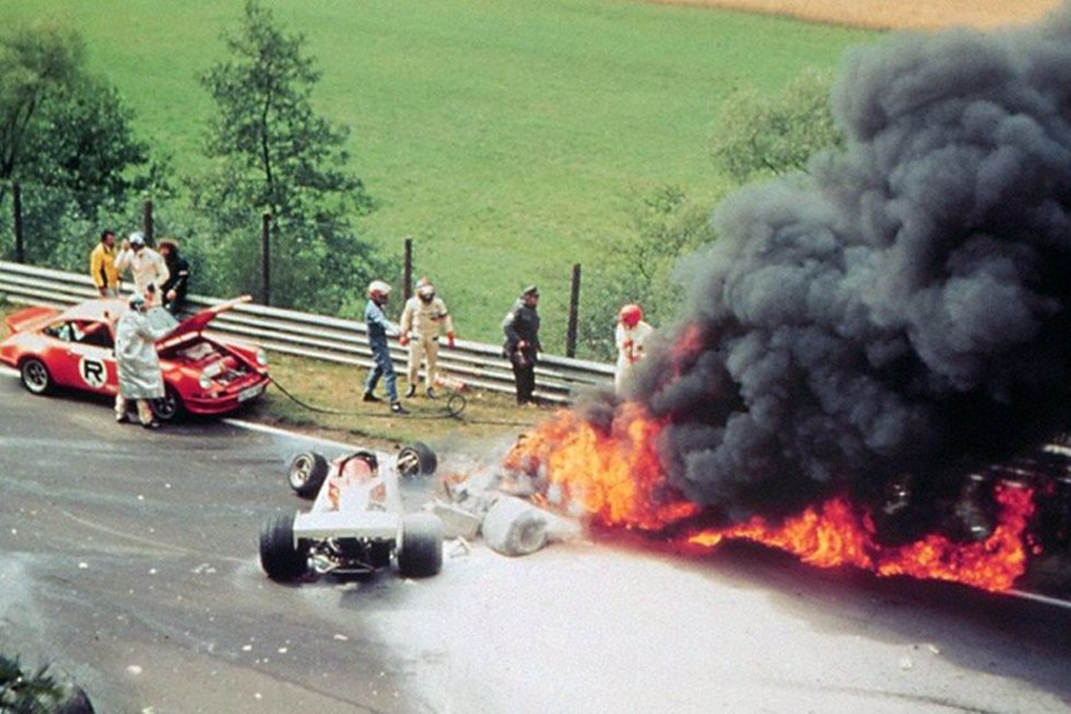 Niki Lauda (GPTODAY.net nuotr.)