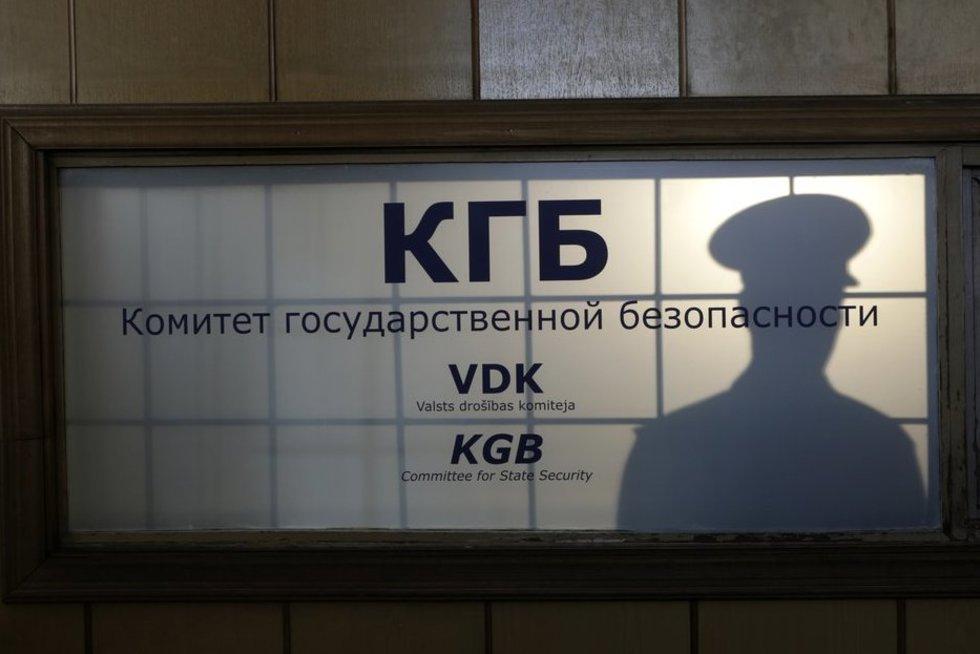 Latvija internete skelbia KGB dokumentus  (nuotr. SCANPIX)