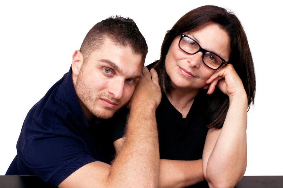 Mama su sūnumi (nuotr. Fotolia.com)
