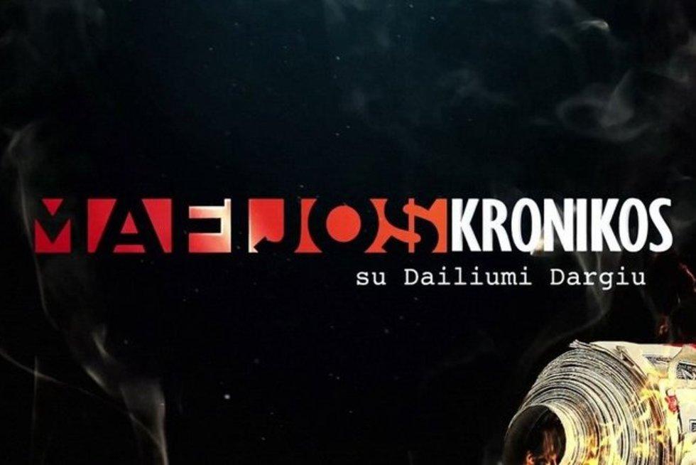 """Mafijos kronikos"" (nuotr. TV3)"