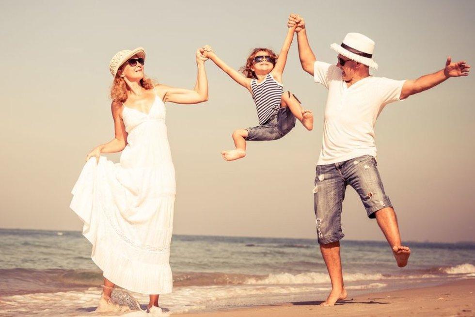Šeima (nuotr. 123rf.com)