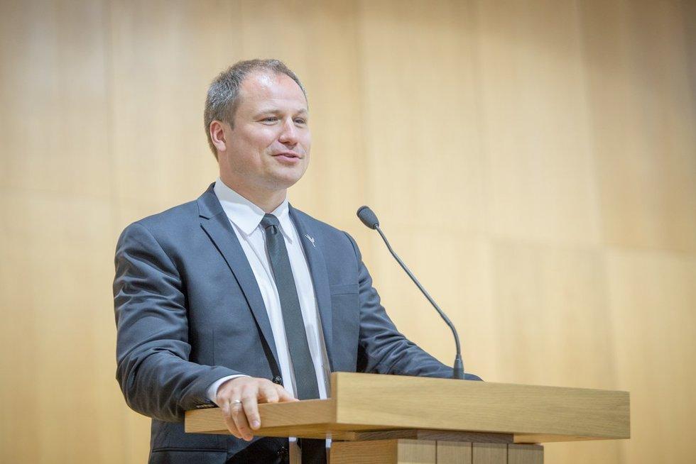 Giedrius Surplys (nuotr. LRVK | Darius Janutis)