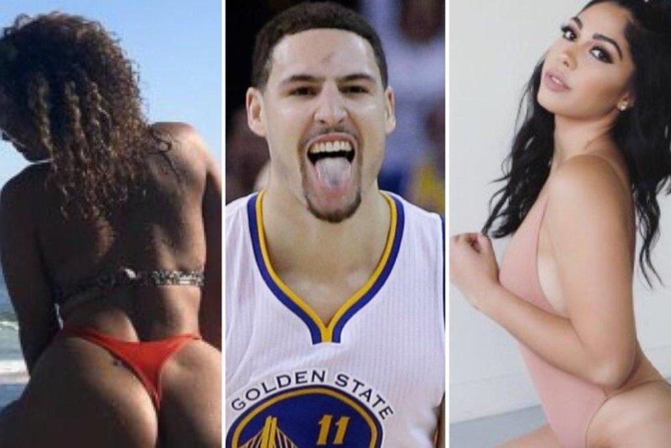Spalvingos NBA čempiono atostogos (tv3.lt fotomontažas)