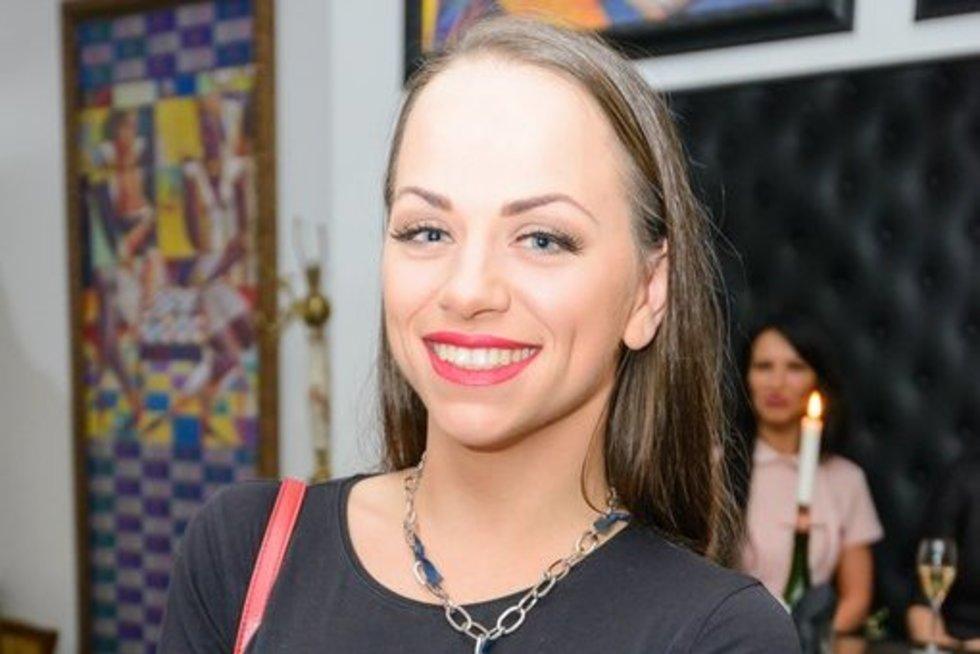 Ineta Puzaraitė - Žvagulienė (nuotr. Eimanto Genio)