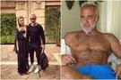 Deimantė Andriuškaitė susipažino su populiariuoju italų milijonieriumi Gianluca Vacchi (nuotr. Instagram)