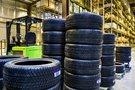 Padangų gamykla Nuotrauka: Shutterstock.com