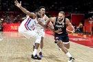 Prancūzijos vyrų krepšinio rinktinė (nuotr. SCANPIX)