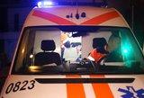 Greitosios pagalbos medikai užuot gelbėję mirštantį klaipėdietį, liepė pasiimti siuntimą