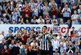 """""""Newcastle United"""" prisiminė pergalės džiaugsmą"""