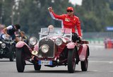 "K.Raikkonenas palieka ""Ferrari"", tačiau F-1 lenktynininko karjeros nebaigia"