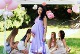 Vos 10 dienų po gimdymo – nepriekaištingai atrodanti Vasha