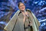 """Dėl aprangos kritikuota Monika Marija """"Eurovizijoje"""" pakerėjo pokyčiais"""