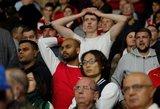 """Persvaros neišlaikęs """"Arsenal"""" krito Votforde"""