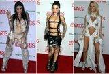 Pornografinių filmų apdovanojimuose – protu sunkiai suvokiama apranga