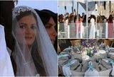 21 mln. eurų vertės vestuvės: Adrijos pakrantėje ištekėjo milijardieriaus duktė