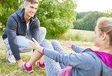 Olimpinės rinktinės gydytojas atsako – ką daryti, kad sau nekenktume