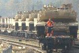 Ekspertai apie Lukašenką: jis pasisakė apie NATO tankus Lietuvoje, nes jam leido