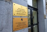 FNTT: krovinių gabenimo bendrovė rusišką dyzeliną pylė į ES vykstančius vilkikus