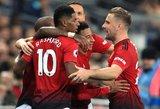 """Naujo trenerio efektas: """"Manchester United"""" vėl triumfuoja Anglijoje"""
