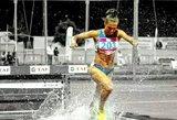 Lietuvos 3000 m kliūtinio bėgimo čempionais tapo Evelina Miltenė ir Andrejus Jegorovas