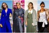 Išrinkite stilingiausią 2018-ųjų moterį: kai kurios jų kardinaliai pasikeitė