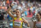 Pasaulio lengvosios atletikos čempionato maratone olimpinį normatyvą įvykdžiusi Rasa Drazdauskaitė – vienuolikta