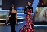 Kardashian klanas išjuoktas ant scenos: to garsiai sakyti tikrai nereikėjo