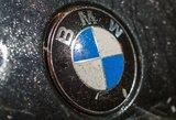 Kiaulystės dėsnis: BMW vairuotojui pabėgti nuo policijos nepavyko dėl paprastos priežasties