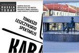"Legendiniame teatre – propagandinės ""Russia Today"" remiami spektakliai?"