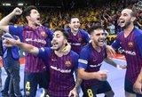 """""""Vytis"""" sužinojo varžovus Čempionų lygoje – į Lietuvą atvyksta """"Barcelona"""""""