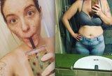 Moteris nusprendė paviešinti nuotrauką iš vonios: tikroji priežastis pribloškė tūkstančius