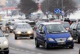 Vienintelė proga vairuotojams: galite nemokamai pasitikrinti automobilių žibintus