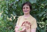 Riešutai lūžta nuo medžių šakų: Irena atskleidė, kaip pavyko