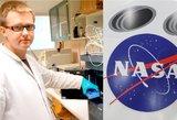 Neeilinis lietuvio pasiekimas: vyks į Ameriką dirbti NASA