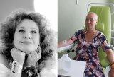 Žinomą Lietuvos moterį pakirto klastinga liga: prisipažino po pusmečio
