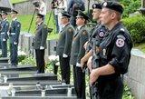 """Pagarbos bėgime """"Medininkai – Vilnius"""" – pusė tūkstančio dalyvių"""