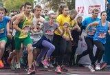 """""""Danske Bank"""" Vilniaus maratono metu keisis viešojo transporto eismas"""