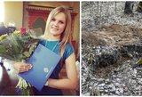Žvėriškai nužudytos Ievos Strazdauskaitės žudikams – naujienos