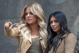 Turtingoji Kim Kardashian su seserimi apsivogė parduotuvėje: priežastis – neįtikėtina