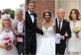 Išrinkite įsimintiniausias šių metų vestuves: kai kurios tekainavo 120 eurų