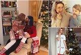 Įžymybės ruošiasi Kalėdoms: kieno namai gražiausi?