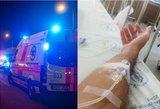 Lazdynų ligoninėje mirė stipriai nudegusi moteris: negavo gyvybiškai svarbaus gydymo