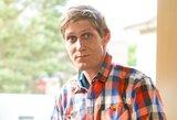 Aktorius Šarūnas Banevičius: scenoje dažniausiai man tenka vaidinti bepročius, ekrane – herojus