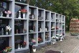 Seime siūlo pokyčius, norintiems artimuosius laidoti urnose