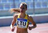 Monika Juodeškaitė: jau po pirmo karto įsimylėjau maratono distanciją