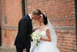 Sujaudins ne vieną: Vasha vestuvių metu uždainavo mylimajam