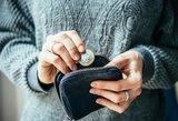 """2019-ųjų biudžetas: kiek """"į rankas"""" gaus pensininkas, mokytojas, prezidentė"""