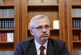 Rumunijos valdančiųjų lyderis pradeda atlikti laisvės atėmimo bausmę