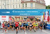 Nelaimė Vilniaus maratone – mirė bėgikas