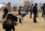 Turkija apšaudė kurdų kontroliuojamus rajonus Sirijos Alepe